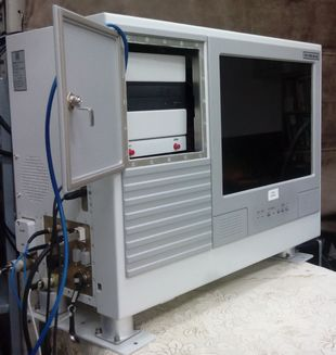 Equipment broadband microwave oven of communication (board)